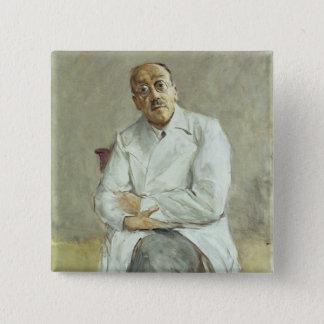 フェルディナントSauerbruch 1932年、外科医 5.1cm 正方形バッジ