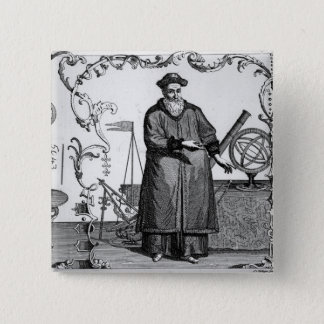フェルディナントVerbiest 5.1cm 正方形バッジ