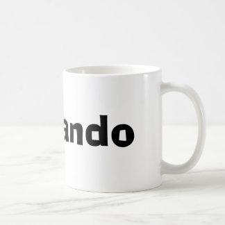 フェルナンドのマグ コーヒーマグカップ