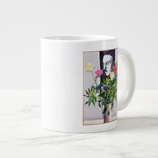 フェルナンド・ペソア ジャンボコーヒーマグカップ