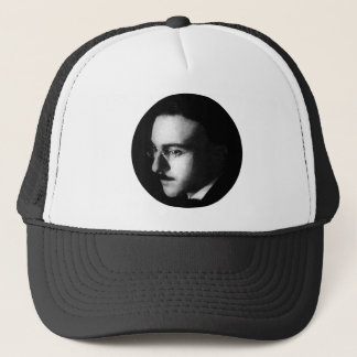 フェルナンド・ペソア(ポルトガルの作家)のトラック運転手の帽子 キャップ
