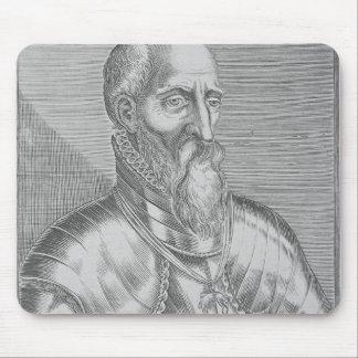 、フェルナンドAlvarez deトレドアルバの第3公爵 マウスパッド