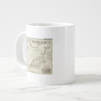 フェルナンドde Noronha Island ジャンボコーヒーマグカップ