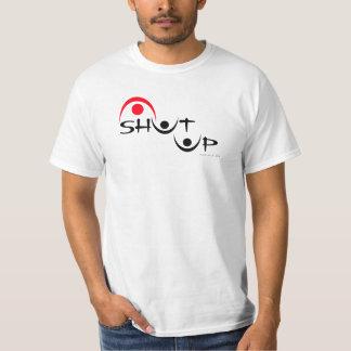 フェルマータのTシャツ3を締めて下さい Tシャツ