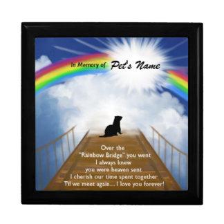 フェレットのための虹橋記念の詩 ギフトボックス