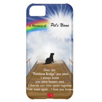 フェレットのための虹橋記念の詩 iPhone5Cケース