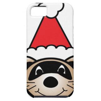フェレットのメリークリスマス iPhone SE/5/5s ケース
