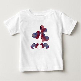 フェレットの芸術 ベビーTシャツ