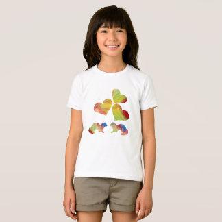 フェレットの芸術 Tシャツ