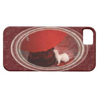 フェレットの赤い情熱のiPhone 5つのケース iPhone SE/5/5s ケース