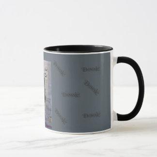 フェレットのbabadook マグカップ