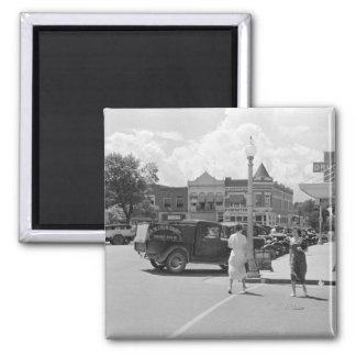 フェーエットビル、アーカンソーの30年代 マグネット