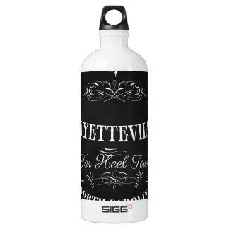 フェーエットビル、ノースカロライナ-タールのかかとの町 ウォーターボトル