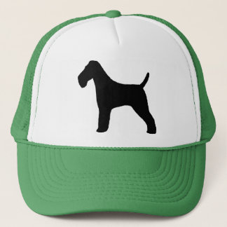 フォックステリア犬(ワイヤー) キャップ