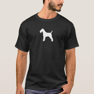 フォックステリア犬(ワイヤー) Tシャツ