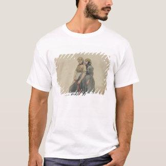 フォッグホーン1883年(w/c) tシャツ