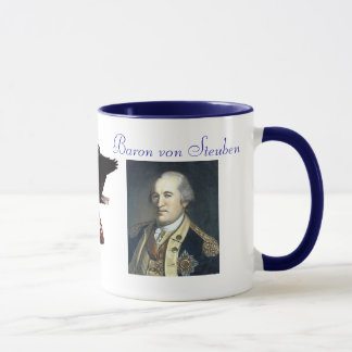 フォンシュトイベン男爵 マグカップ