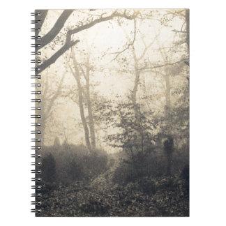 フォンテンブローの森林 ノートブック