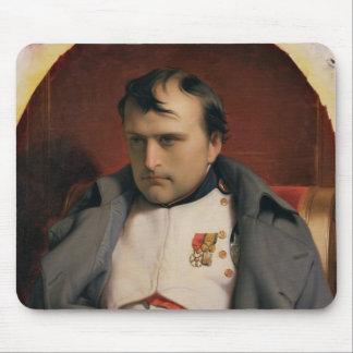 フォンテンブロー1846年のナポレオン マウスパッド