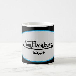 フォンハンブルクFischmarktの観光事業のコップ コーヒーマグカップ
