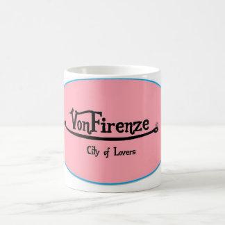 フォンフィレンツェの観光事業の記念品のコップ コーヒーマグカップ