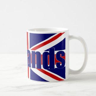 フォークランドのマグ コーヒーマグカップ