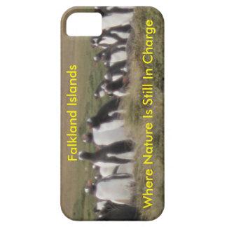 フォークランドの野性生物の電話カバー iPhone 5 COVER