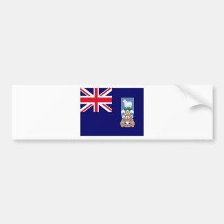 フォークランド島 バンパーステッカー