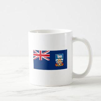 フォークランド諸国のマグ コーヒーマグカップ