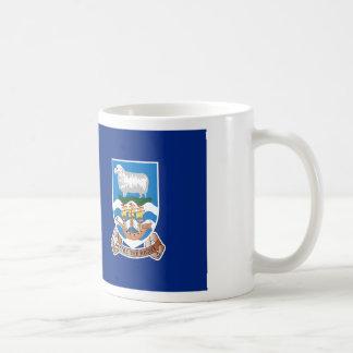 フォークランド諸国の旗-英国国旗 コーヒーマグカップ