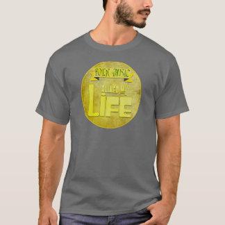 フォーク・ミュージックは私の生命を台無しにしました Tシャツ