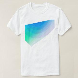 フォーマルな勾配 Tシャツ