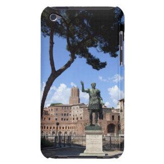 フォーラムのローマ皇帝の青銅の彫像 Case-Mate iPod TOUCH ケース