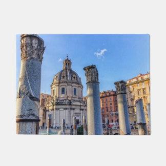 フォーラムRomanum、ローマ、イタリア ドアマット