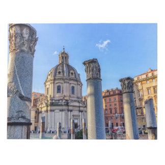 フォーラムRomanum、ローマ、イタリア ノートパッド