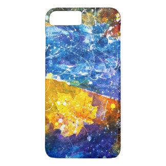 フォールリバーの水彩画の電話箱 iPhone 8 PLUS/7 PLUSケース
