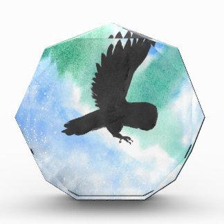 フクロウおよびNorthern Lights 表彰盾