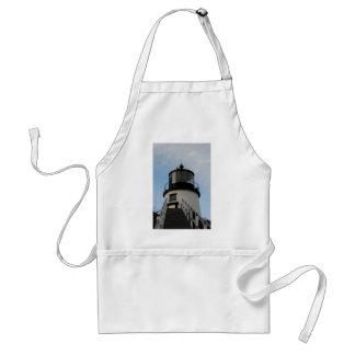 フクロウのヘッド灯台 スタンダードエプロン
