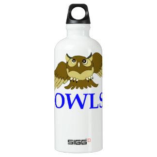 フクロウのボトル ウォーターボトル