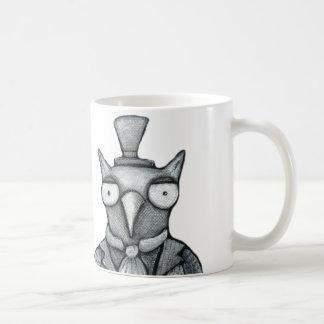 フクロウの井戸 コーヒーマグカップ