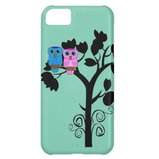 フクロウのiPhone 5cケース iPhone5Cケース