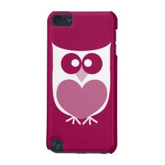 フクロウのIPodのかわいい箱 iPod Touch 5G ケース