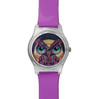 フクロウ2 腕時計