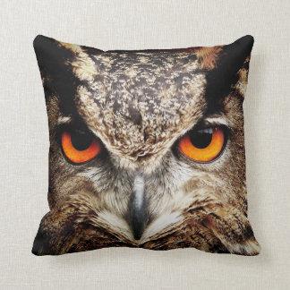 フクロウ3の枕選択 クッション