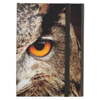 フクロウ3 Powiscase iPad Airケース