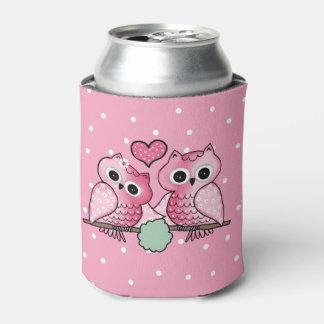 フクロウ 缶クーラー
