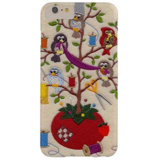 フクロウ BARELY THERE iPhone 6 PLUS ケース