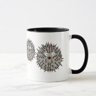 フグのマグ マグカップ