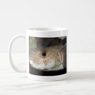 フグ コーヒーマグカップ