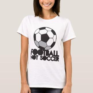 フットボールのないサッカー! 球のワイシャツ Tシャツ